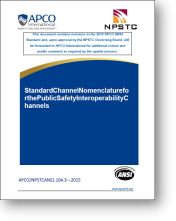 APCO ANSI Channel Naming Standard