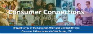 FCC Consumer Connections Banner