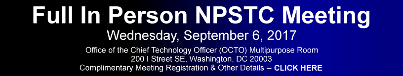 Full NPSTC Meeting Ad September 2017